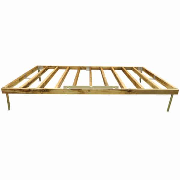 Mercia 10x6ft Pressure Treated Wooden Shed Base
