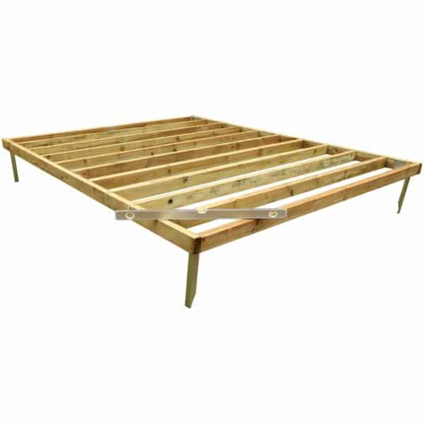 Mercia 10x8ft Pressure Treated Wooden Shed Base
