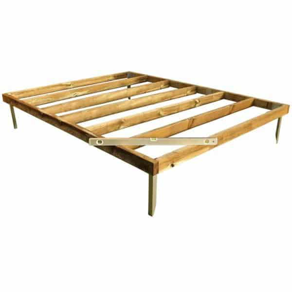 Mercia 8x6ft Pressure Treated Wooden Shed Base