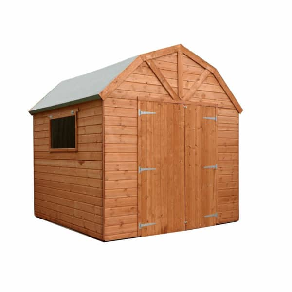 Mercia 8x8ft Dutch Barn Shed