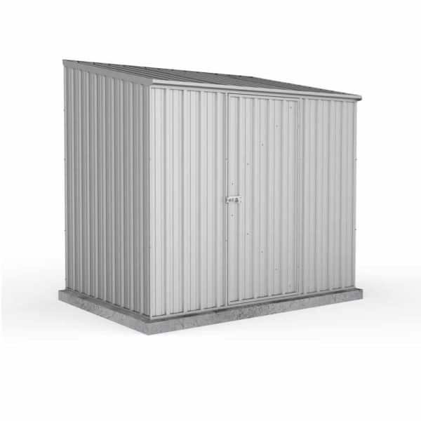 Mercia Garden Products Absco Space Saver 2.26 x 1.52m Pent Metal Shed