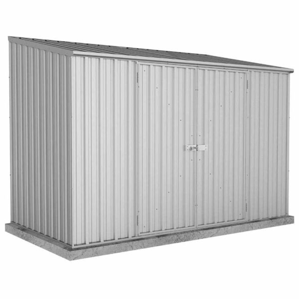 Mercia Garden Products Absco Space Saver 3 x 1.52m Pent Metal Shed