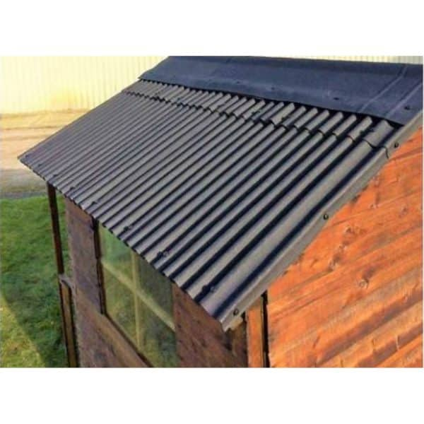 Watershed Roof Kit for 6x12ft Apex Shed