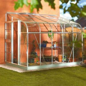 10x6 Apex Greenhouse