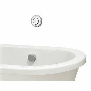 Aqualisa Unity Q Smart High Pressure Combi Bath Mixer with Overflow Filler