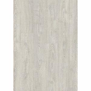 Aquanto Natural Gloss Oak effect Laminate Flooring Sample