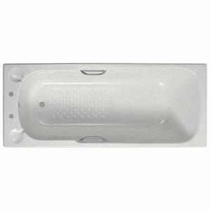Armitage Shanks Sandringham Acrylic Rectangular Straight Bath (L)1685mm (W)695mm