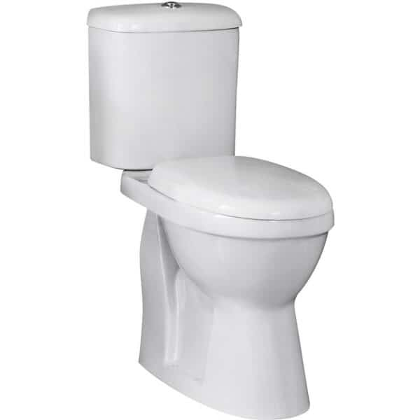 Balterley DOC M Comfort Height Pan, Cistern and Soft Close Toilet Seat