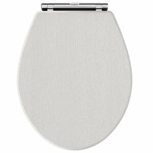 Balterley Harrington Elongated Toilet Seat - Cashmere