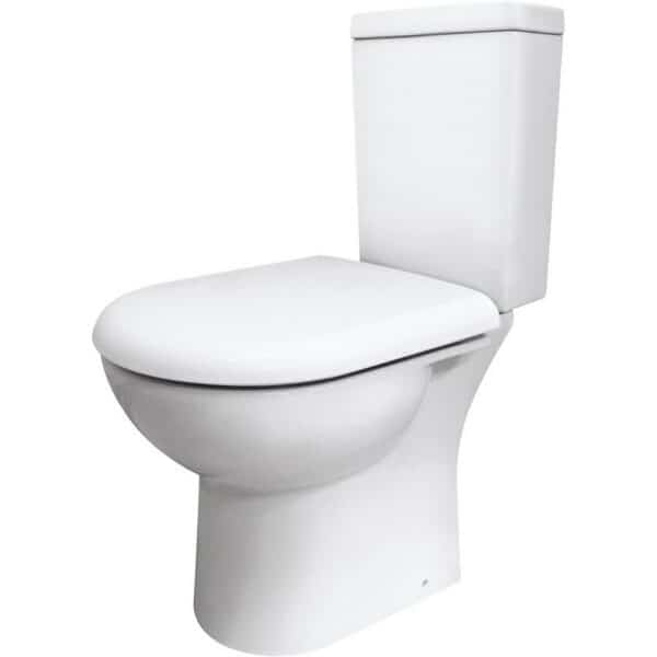 Balterley Short Projection WC Pan and Soft Close Toilet Seat