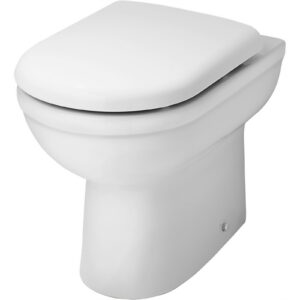 Balterley Vito Comfort Height BTW Pan and Soft Close Toilet Seat