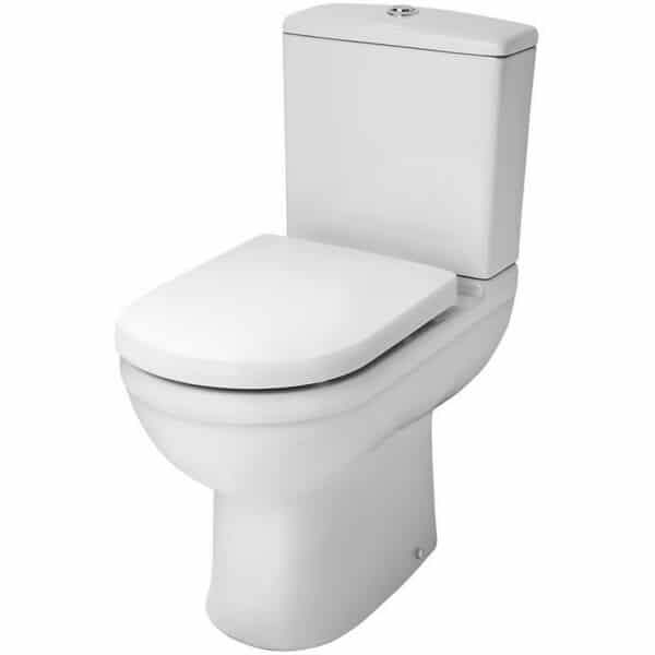 Balterley Vito Comfort Height Pan, Cistern and Soft Close Toilet Seat