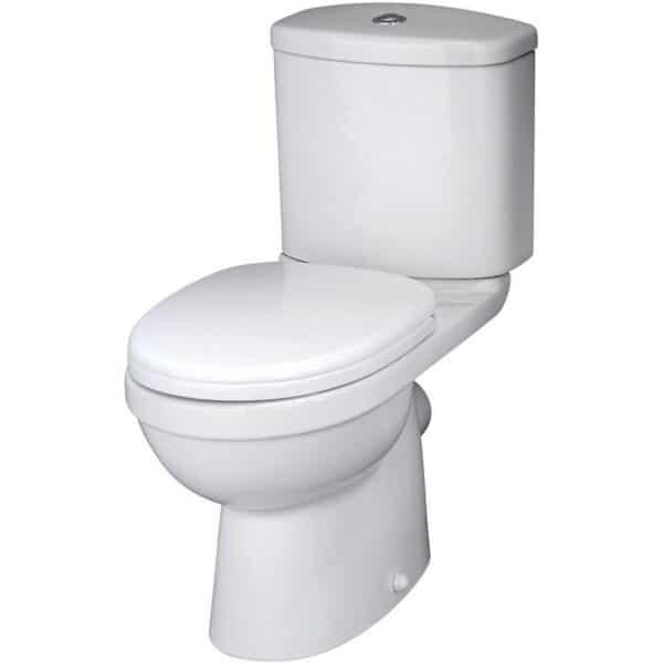 Balterley Vito Pan, Cistern and Toilet Seat