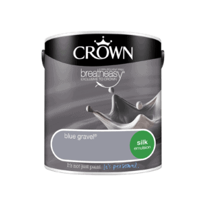 Crown Standard Silk Emulsion - Blue Gravel - 2.5L