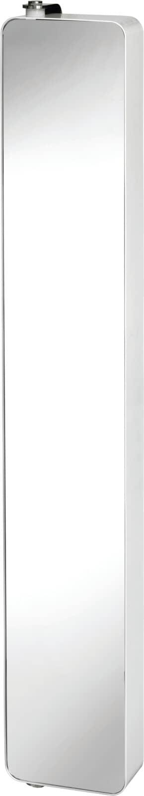 Croydex Arun Tall Bathroom Cabinet with Pivoting Door