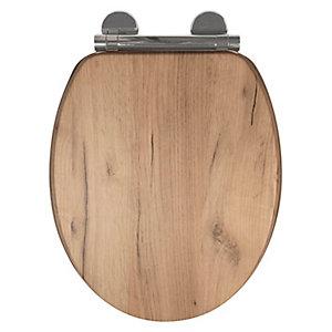 Croydex Corella Flexi Fix Toilet Seat