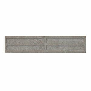 Forest Garden Concrete Gravel board (L)1.83m (W)305mm (T)50mm