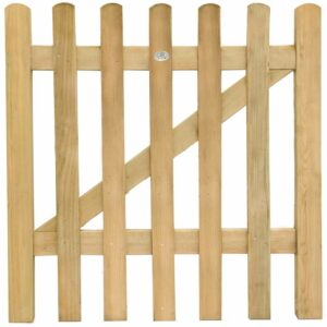 Forest Garden Forest Ultima Pale Gate 3ft Wooden