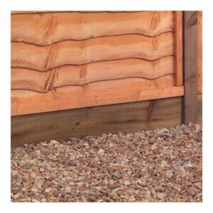 Forest Garden Gravel Board 1.83m Mixed Softwood