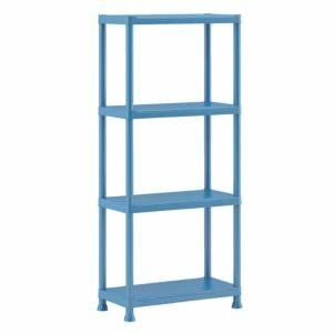 Form Flexi-Store Blue Shelving Unit (H)1350mm (W)600mm