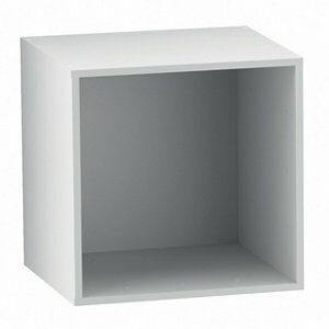 Form Konnect White 1 Cube Shelving unit (H)352mm (W)352mm (D)317mm