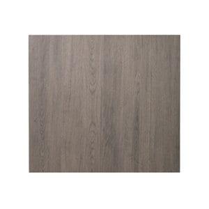 GoodHome Chia Grey oak effect slab Appliance Cabinet door (W)600mm