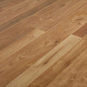 GoodHome Dawlish Natural Oak effect Laminate flooring 2.13m² Pack