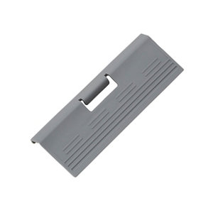 GoodHome Soto Anthracite Internal drawer front pull