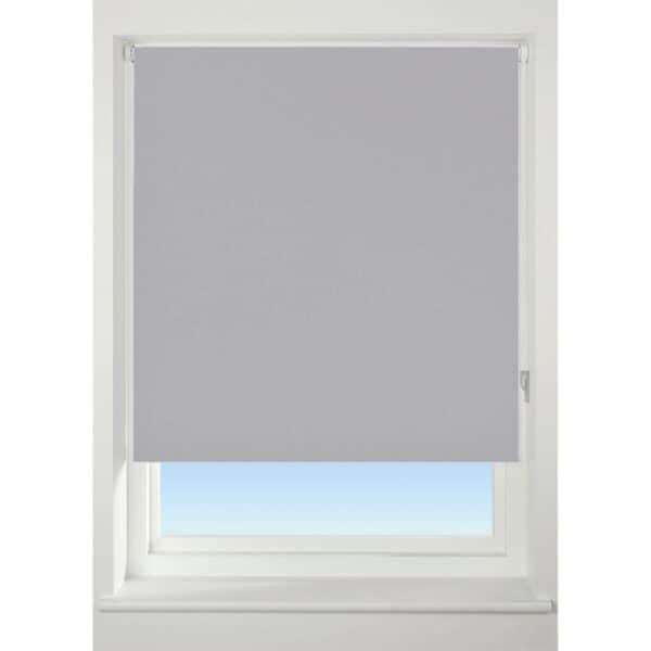 Light Grey Roller Blind - 180cm
