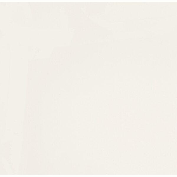 Minerva White Kitchen Worktop - 150 x 65 x 2.5cm