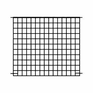 Panacea Panacea Traditional Grid Fence panel (W)0.93m (H)0.81m