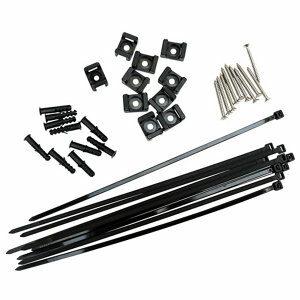 Plastic Trellis fixing kit Pack of 10