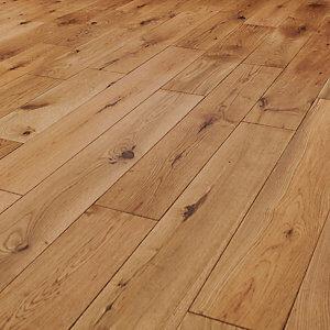 Style Garden Light Oak Solid Wood Flooring - 1.5m2