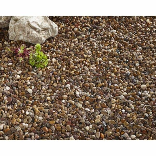 Stylish Stone Premium Pea Gravel 20mm - Large Pack