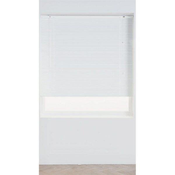 White Aluminium 25mm Venetian Blind - 180cm