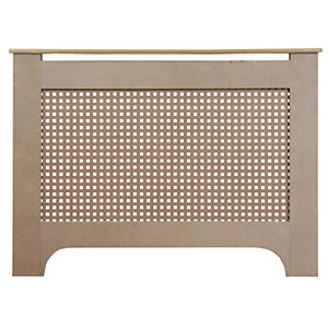 Wickes Halsted Medium Radiator Cover Unfinished - 1115 mm