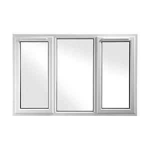 Wickes White uPVC Casement Window - Side Hung 1770x1010mm