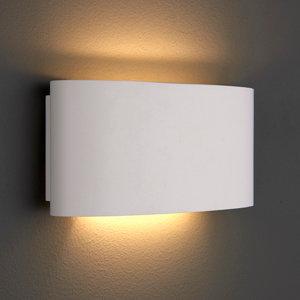 Duke White Wall light