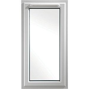 Euramax Bespoke uPVC A Rated SR Casement Window - White 500-650mm Width
