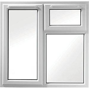 Euramax Bespoke uPVC A Rated STF Casement Window - White 800-1350mm Width
