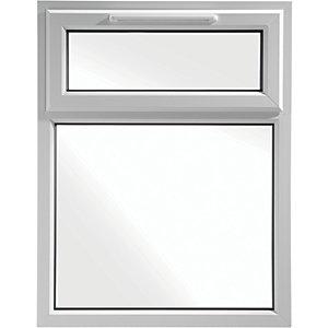 Euramax Bespoke uPVC A Rated TF Casement Window - White 751-1050mm Width
