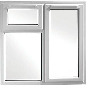 Euramax Bespoke uPVC A Rated TFS Casement Window - White 800-1350mm Width
