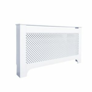Colours Richmond Large White Radiator Cover
