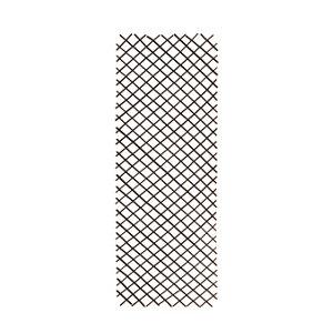 Expanding Trellis panel (W)0.6m (H)1.8m Pack of 4