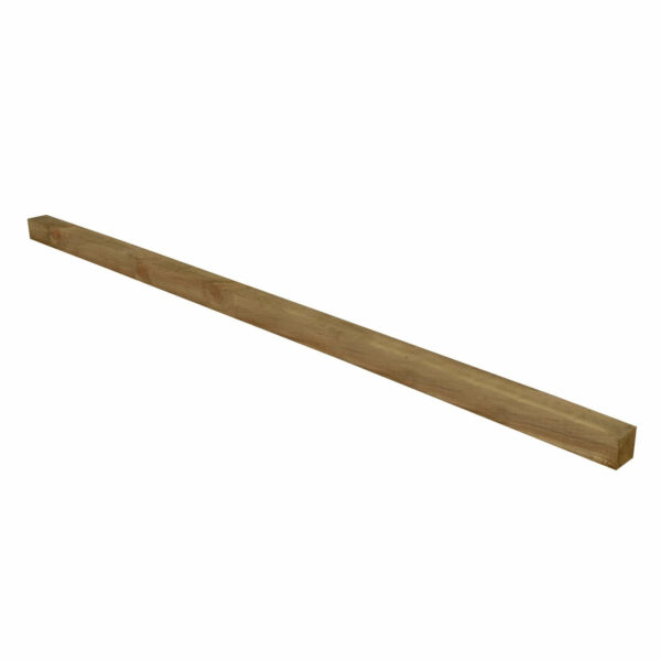 Green Incised Fence Post - 8ft - Pack of 6