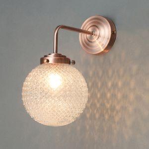 Inlight Umbriel Textured Wall Light