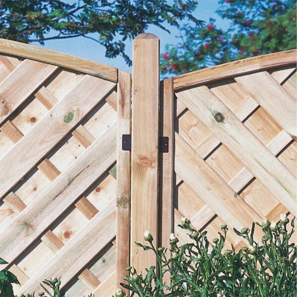 Ultima Fence Post - 8ft - Pack of 6
