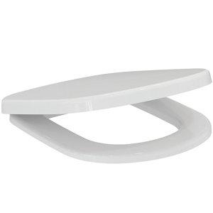 Ideal Standard Tempo White Top fix Soft close Toilet seat