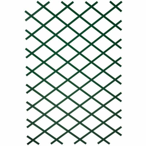 Nature Garden Trellis 100x300 cm PVC Green - Green