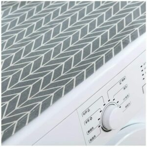 1 Pack 55 x 130cm / 22' x 51' Multi-functional Household Cloth Dust Cover, Suitable for Refrigerator, Roller Washing Machine, Microwave Oven Cover,